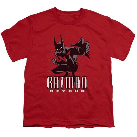 Batman Beyond Engage Short Sleeve Youth T-Shirt