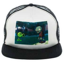 Plants vs Zombies Sublimated Trucker Hat