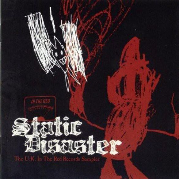 Static Disaster: Uk In The Red Sampler / Various