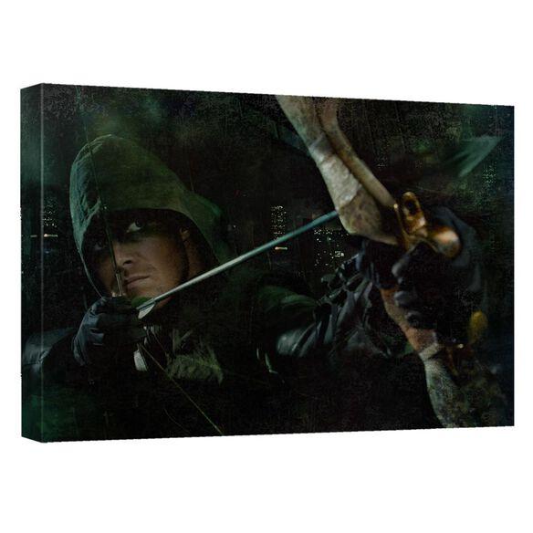 Arrow Hero Quickpro Artwrap Back Board