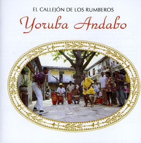 yoruba andabo el callejon de los rumberos