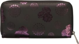 Black Butler Sebastian Contract Seal Clutch Wallet