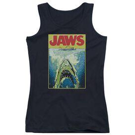 Jaws Bright Jaws Juniors Tank Top