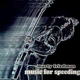 Marty Friedman - Music for Speeding
