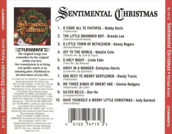 Sentimental Christmas0505