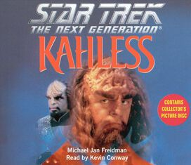Kevin Conway - Star Trek: The Next Generation - Kahless