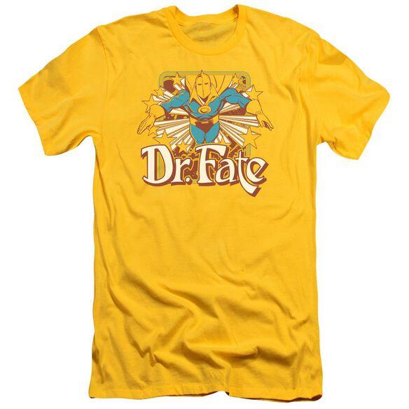 Dc Dr Fate Stars Short Sleeve Adult T-Shirt
