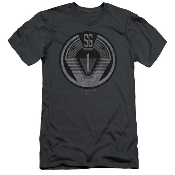 Sg1 Team Badge Short Sleeve Adult T-Shirt