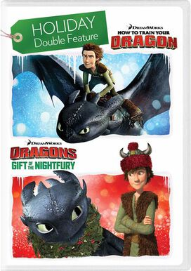 How To Train Your Dragon/Dragons Holiday: Gift Of The Night Fury