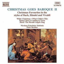Peter Breiner - Christmas Goes Baroque 2