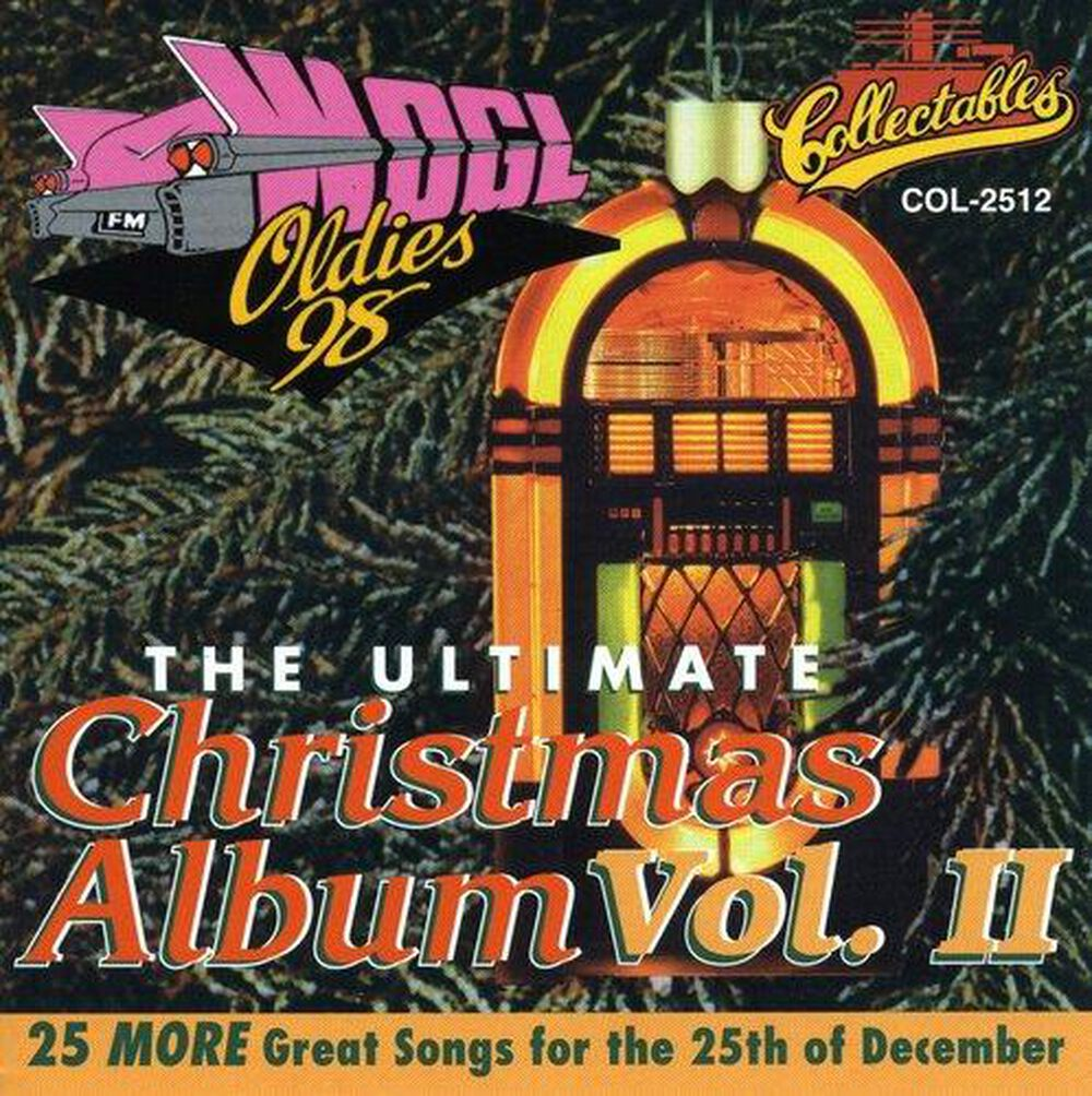 Ultimate Christmas Album, Vol. 2 by Various Artists - New on CD | FYE