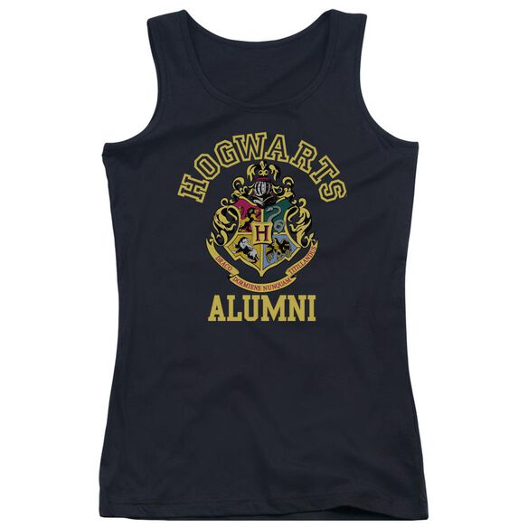 Harry Potter Hogwarts Alumni Juniors Tank Top