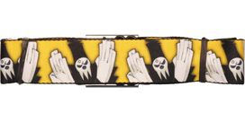 Soul Eater Shinigami Hands Seatbelt Belt