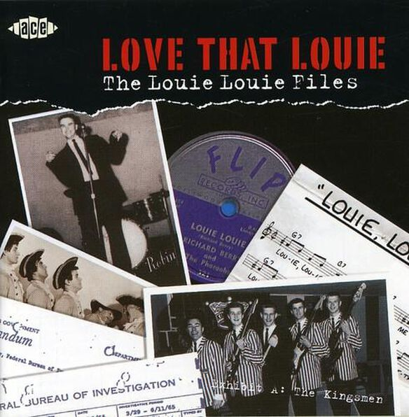 Love That Louie / Various (Uk)