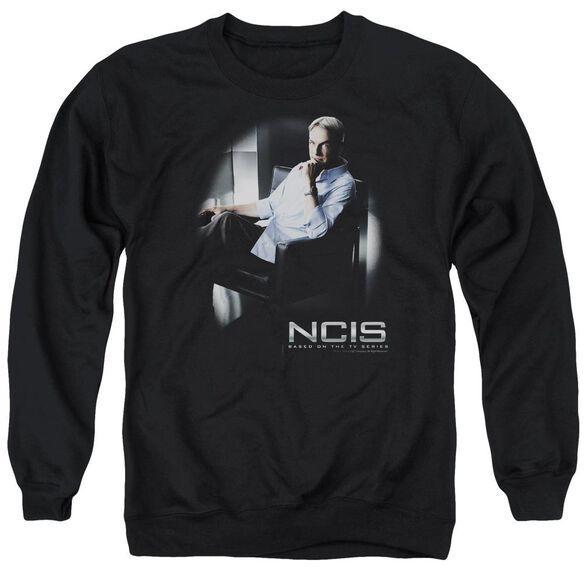 Ncis Gibbs Ponders Adult Crewneck Sweatshirt
