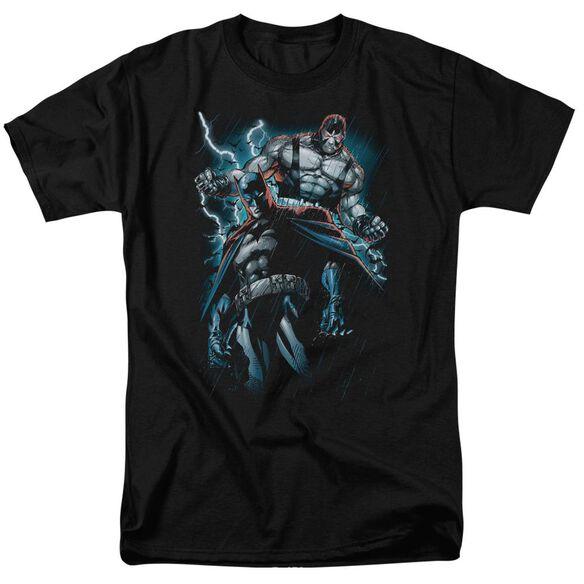 BATMAN EVIL RISING - S/S ADULT 18/1 - BLACK T-Shirt