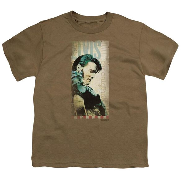 Elvis The Original Short Sleeve Youth Safari T-Shirt