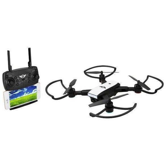 Sky Rider DRWG538B Raven Foldable Drone