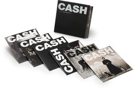 Johnny Cash - American Recordings, Vols. 1-6