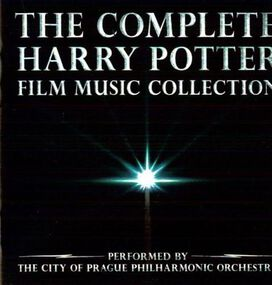 City of Prague Philharmonic Orchestra - Complete Harry Potter Film Music Collection