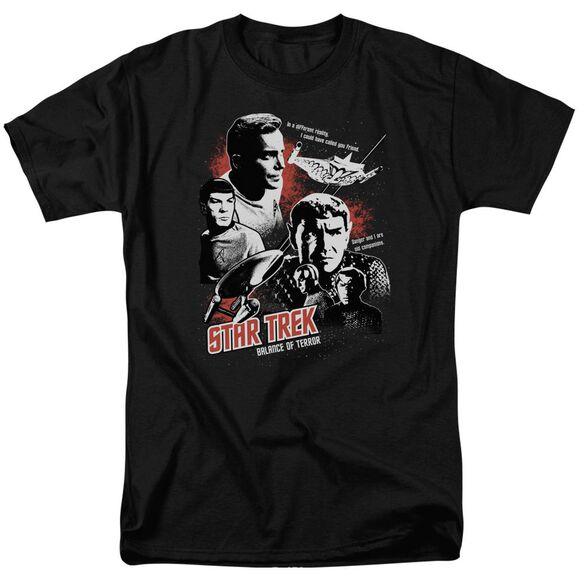 Star Trek Balance Of Terror Short Sleeve Adult T-Shirt