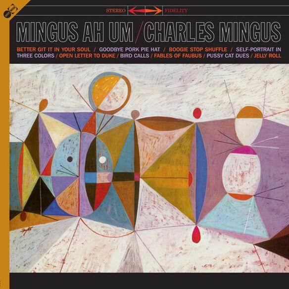 Charles Mingus - Mingus Ah Hum [Includes Bonus Tracks & Bonus CD]