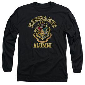 Harry Potter Hogwarts Alumni Long Sleeve Adult T-Shirt