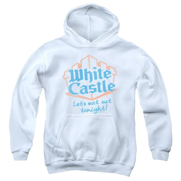 Castle Lets Eat Youth Pull Over Hoodie