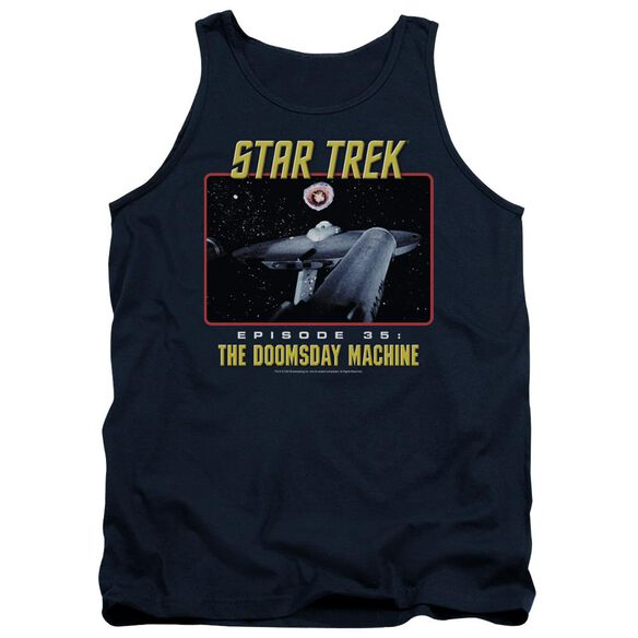 St Original The Doomsday Machine Adult Tank