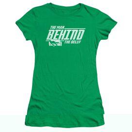 THE MAN - JUNIOR SHEER - KELLY GREEN T-Shirt