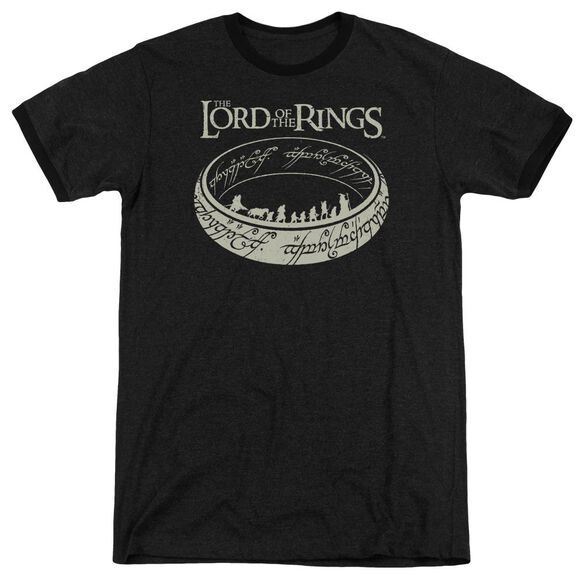 Lord Of The Rings The Journey Adult Ringer
