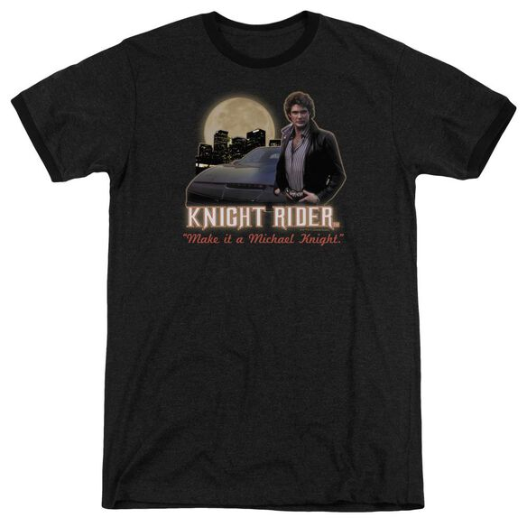 Knight Rider Full Moon Adult Heather Ringer