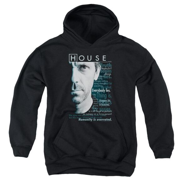House Houseisms Youth Pull Over Hoodie
