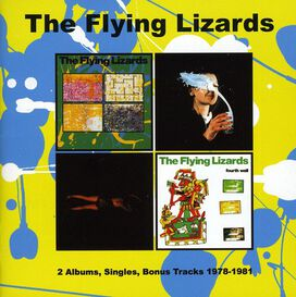 The Flying Lizards - Flying Lizards / Fourth Wall