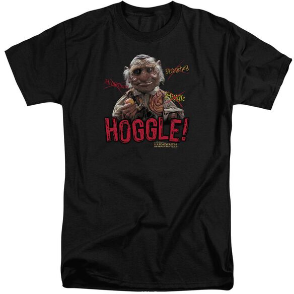 Labyrinth Hoggle Short Sleeve Adult Tall T-Shirt