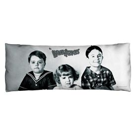 Little Rascals The Gang Microfiber Body