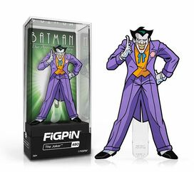 Batman: The Animated Series Joker FiGPiN