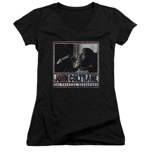 John Coltrane Prestige Recordings Junior V Neck