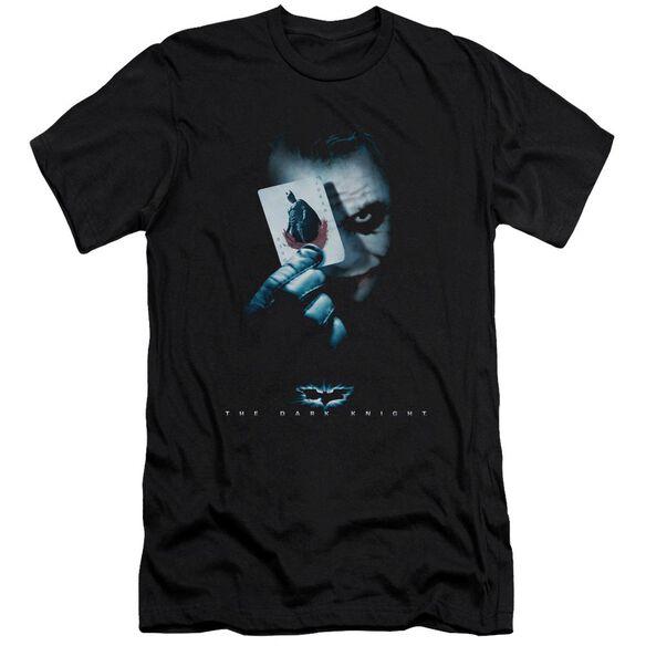 Dark Knight Joker Short Sleeve Adult T-Shirt