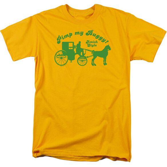 Pimp My Buggy Short Sleeve Adult T-Shirt