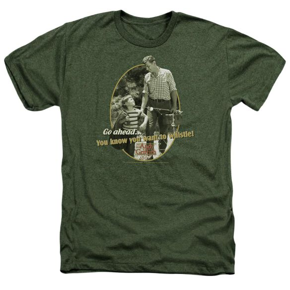 Andy Griffith Gone Fishing Adult Heather Military