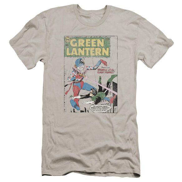Green Lantern Puppet Menace Premuim Canvas Adult Slim Fit
