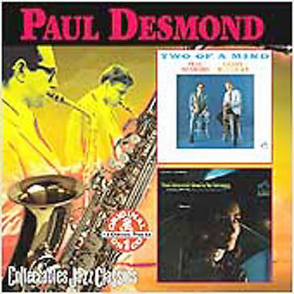 Paul Desmond - Glad To Be Unhappy/Two Of A Mind