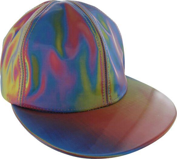 Back to the Future Part 2 Marty McFly Velcro Hat