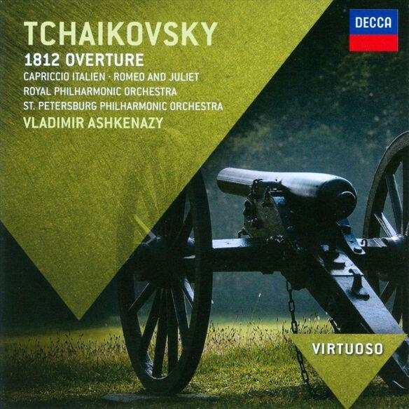 Tchaikovsky / 1812 Overture / Capriccio