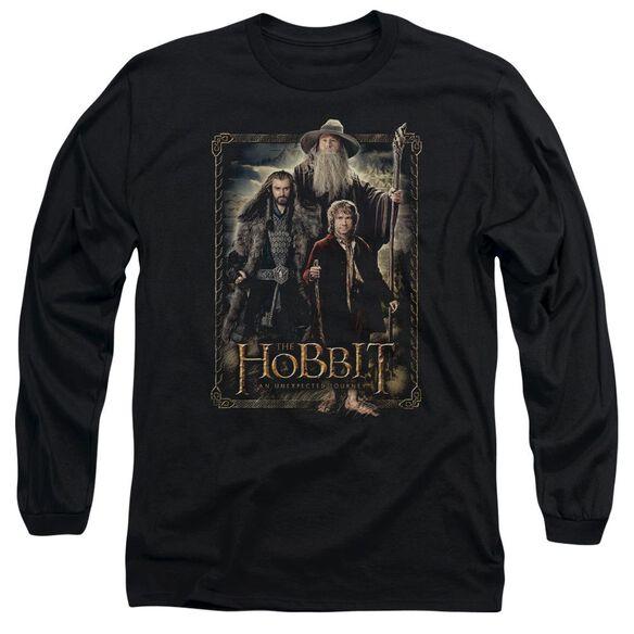 The Hobbit The Three Long Sleeve Adult T-Shirt