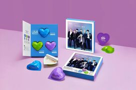 Mediheal Loveme Mask Set [BTS Edition]