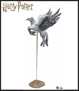 Harry Potter [Prizoner of Azkaban] - Buckbeak the Hippogriff McFarlane Figure