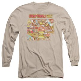 Big Brother And The Holding Company Cheap Thrills Long Sleeve Adult T-Shirt