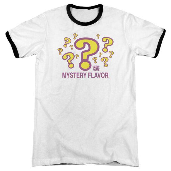 Dum Dums Mystery Flavor Adult Ringer White Black